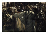 Christ Healing the Ear of Malchus Giclee Print by James Tissot