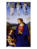 The Virgin and Child Giclee Print by Pietro Perugino