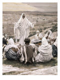 The Lord's Prayer Giclee Print by James Tissot