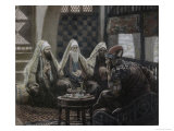 The Wise and Herod Giclee Print by James Tissot