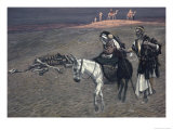 The Flight into Egypt Premium Giclee Print by James Tissot