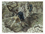 Blind Leading the Blind Giclee Print by James Tissot