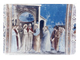 The Marriage of the Virgin Giclee Print by Giotto di Bondone