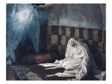 The Annunciation Giclee Print by James Tissot