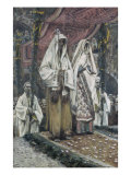 Betrothel of the Virgin and Joseph Giclee Print by James Tissot