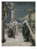 Death of Jesus Giclee Print by James Tissot