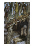 The Humiliation of Man Giclee Print by James Tissot