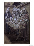 The Jews' Passover Giclee Print by James Tissot