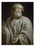 Saint Peter Giclee Print by Peter Paul Rubens