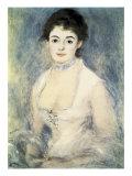 Madame Henriot Giclee Print by Pierre-Auguste Renoir