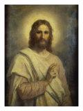Gudsbilledet Giclée-tryk af Heinrich Hofmann