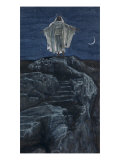 Christ Goes to the Mountain to Pray Giclee Print by James Tissot