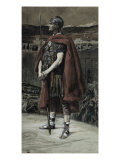 The Centurion Giclee Print by James Tissot