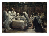 Communion of the Apostles Giclee Print by James Tissot