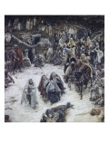 What Christ Saw from the Cross Giclee Print by James Tissot