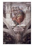 The Delphic Sybil Giclee Print by  Michelangelo Buonarroti