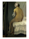 The Bather of Valpincon Giclee Print by Jean-Auguste-Dominique Ingres