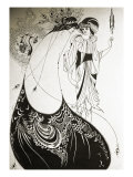 Salom&#233; Gicl&#233;e-Druck von Aubrey Beardsley