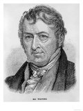 Eli Whitney (1765-1825), Inventor of the Cotton Giclee Print