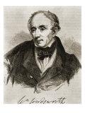 William Wordsworth Giclee Print