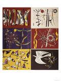 Brazilian Tapestry Giclee Print