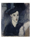 The Jewess Giclee Print by Amedeo Modigliani