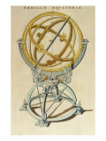 Armillae Aequatoriae Giclee Print by Joan Blaeu