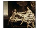 Danae Giclee Print by  Correggio
