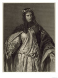 Queen Isabella of Spain Giclee Print