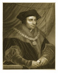 Sir Thomas More Giclee Print