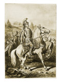 Alexander III (The Great King of Macedonia) Giclee Print