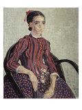 La Mousme Giclee Print by Vincent van Gogh