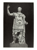 Caesar, Gaius Julius (100 Bc-44 Bc) Giclee Print