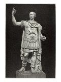 Caesar, Gaius Julius (100 Bc-44 Bc) Giclee Print