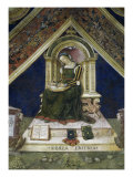 Sibilla Giclée-tryk af Bernardino di Betto Pinturicchio