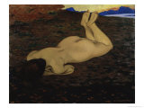 The Spring Gicl&#233;e-Druck von F&#233;lix Vallotton