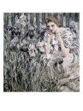 Fleur de Lis Giclee Print by Robert Payton Reid