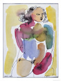 Nude No.3 Giclee Print by Diana Ong