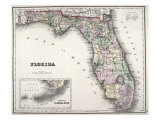 Florida Giclee Print