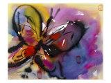 Butterfly Giclée-tryk af Diana Ong