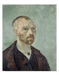 Self-Portrait Dedicated to Paul Gauguin, c.1888 Premium Giclee Print by Vincent van Gogh