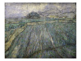 The Storm Premium Giclee Print by Vincent van Gogh
