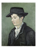Portrait of Armand Roulin Giclee Print by Vincent van Gogh