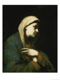 Mary Magdalene Giclee Print by Luca Giordano