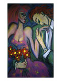 First Date Giclee Print by Gina Bernardini