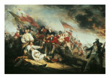 Death of General Warren Giclee Print by John Trumbull