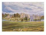 Leeds Castle, Kent Giclee Print