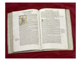 Martin Luther Bible: St. Luke's Gospel Giclee Print
