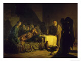 The Last Supper Giclee Print by Nikolai Nikolaevich. Ge