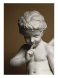 The Cupid, Detail Giclee Print by Etienne-Maurice Falconet